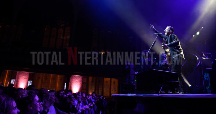 James Morrison plays Manchester's Albert Hall