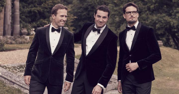 Brit-Award-Winning singers BLAKE announce UK tour