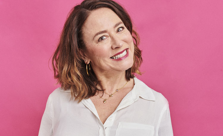 Arabella Weir, Edinburgh Fringe, Comedy, TotalNtertainment, Interview