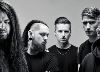 Bury Tomorrow, New Album, Black Flame, totalntertainment, tour, music