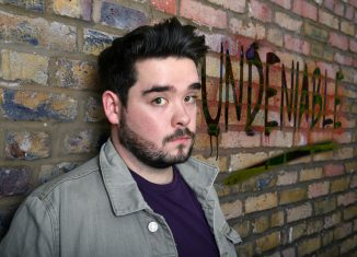 Adam Rowe, Liverpool, comedy, tour, TotalNtertainment, Sheffield