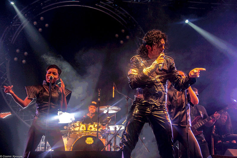 Michael Jackson, Tribute, TotalNtertainment, Musical, Theatre, Sheffield