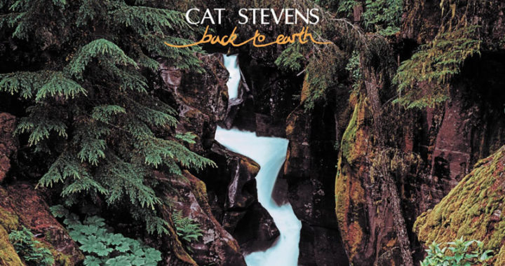 Cat Stevens re-releases 'Back to Earth'