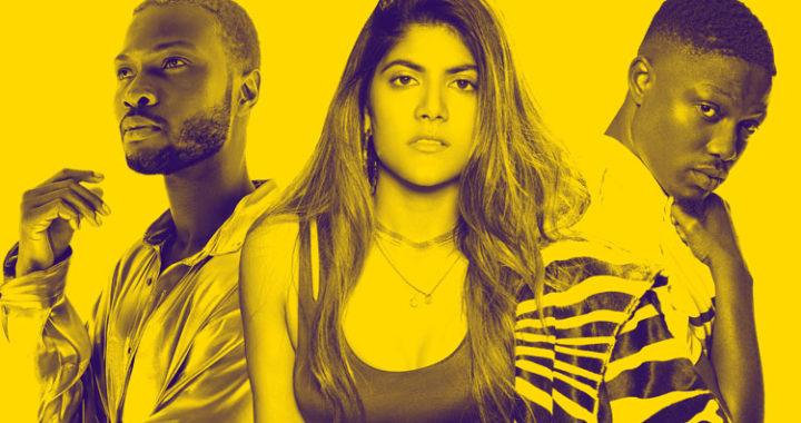 Ananya Birla Drops 'BLACKOUT' (FEAT Vector & WurlD)