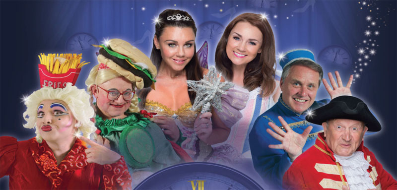 Panto fans have a ball with Cinderella in York