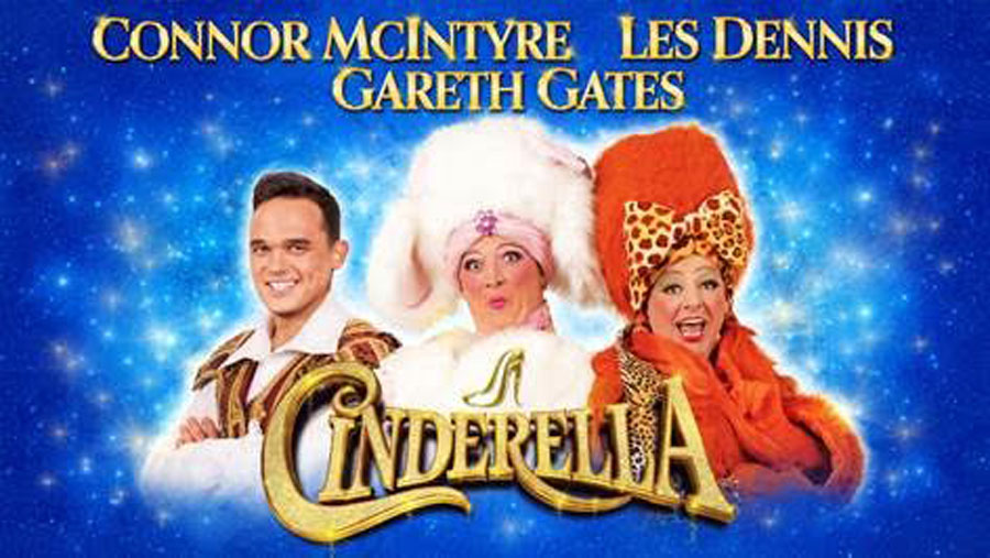 Cinderella, Gareth Gates, Panto, Musical, Manchester, TotalNtertainment