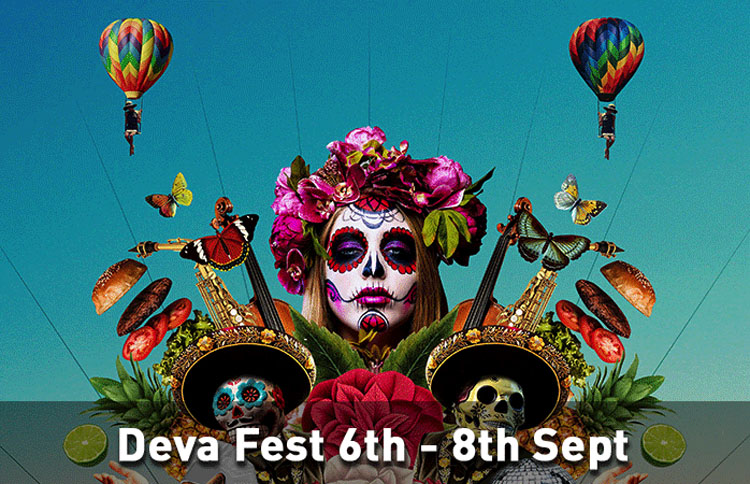 Deva Fest, Music, Festival, TotalNtertainment, Chester