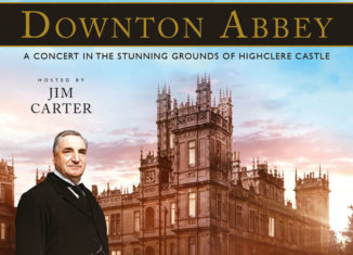 Downton Abbey, TotalNtertainment, Concert,