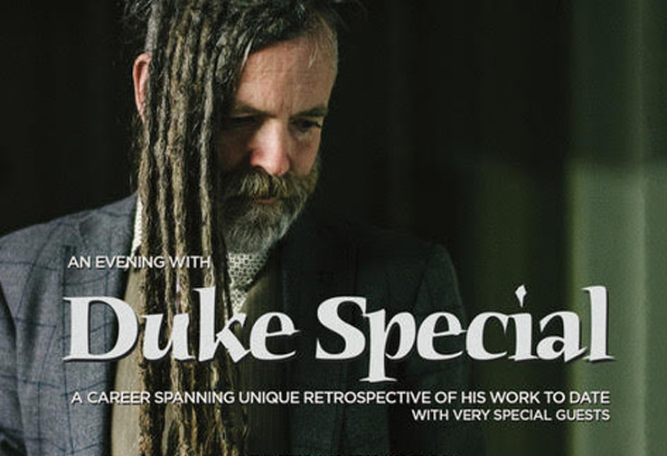 Duke Special, Music, Tour, Manchester, TotalNtertainment