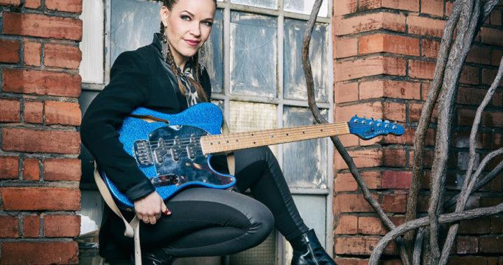 Erja Lyytinen Announces Big UK Tour