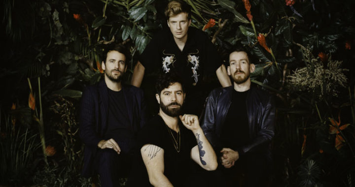 FOALS Announce Full Album Shows & New Video 'White Onions'