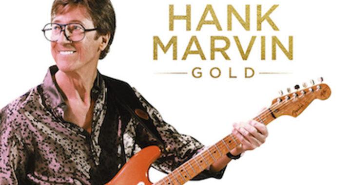 Hank Marvin releases GOLD – a career-spanning 3 CD set