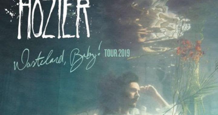 Hozier announces huge UK and European 2019 tour