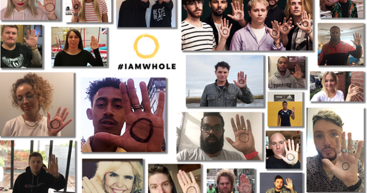 #IAMWHOLE – Inaugural Books 4 Mental Health Book Club