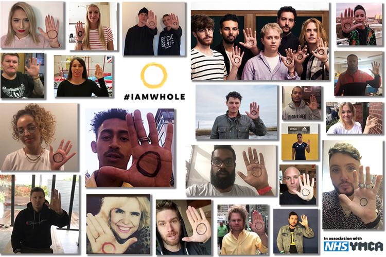 #IAMWHOLE, Music, Mental Health, London, TotalNtertainment