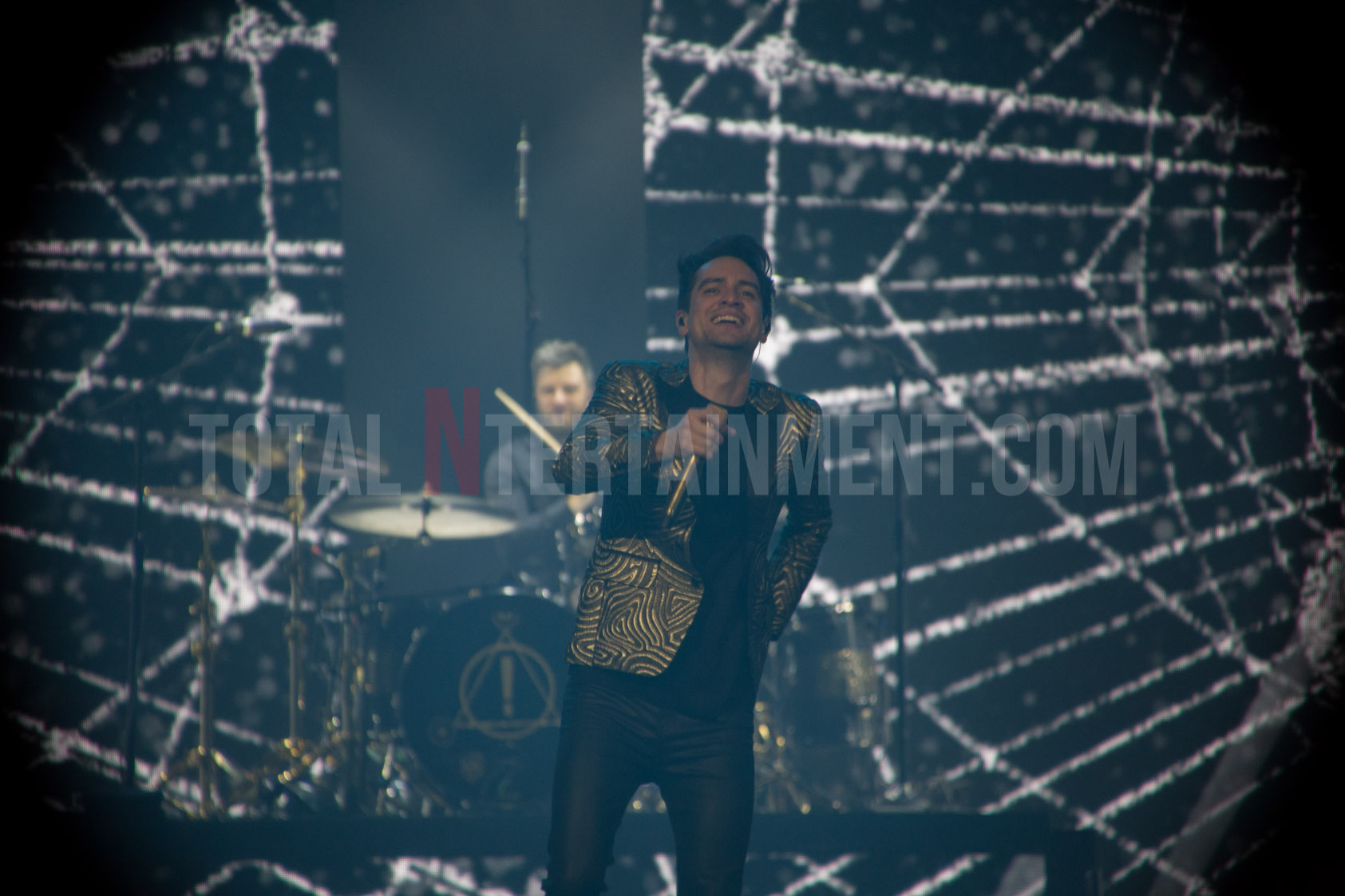 Panic! At The Disco put on a spectacular show in Manchester -