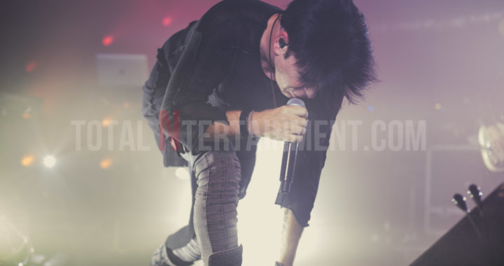 Gary Numan condenses 40 years of music into one impressive set in Liverpool