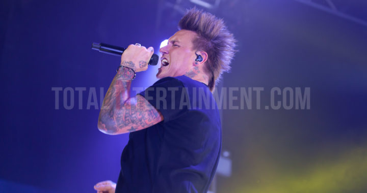 Papa Roach rocked a packed O2 Academy in Leeds