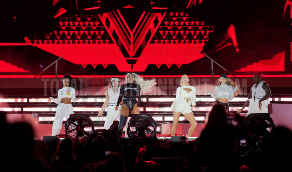 Little Mix, Fusion Festival, Music, Jo Forrest, review, TotalNtertainmnet, Liverpool