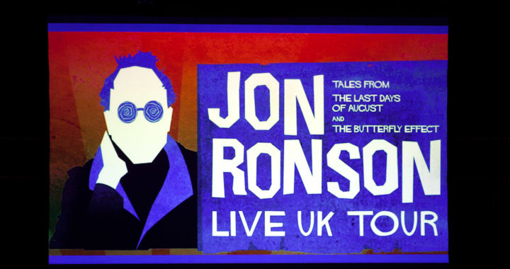 Jon Ronson Takes Leeds Fans on a journey into the world of Porn