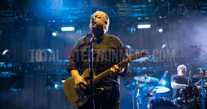 Pixies spoil fans with a massive 30+ song set