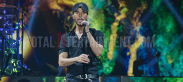 Enrique Iglesias, Manchester, TotalNtertainment, Jo Forrest, Review
