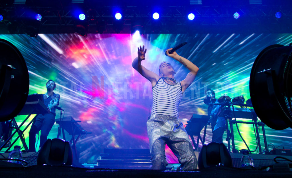 Years & Years, Scarborough, Review, TotalNtertainment, Music, Open Air Theatre, Jo Forrest