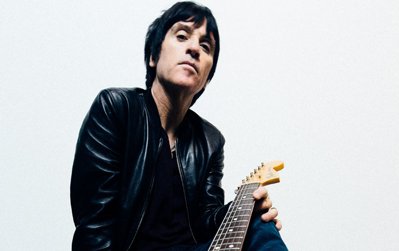 Johnny Marr releases new music video 'The Bright Parade'