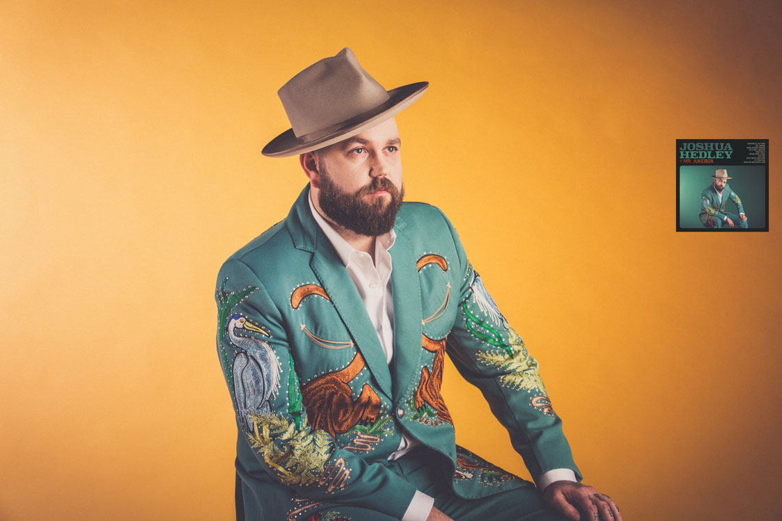Joshua Hedley – Mr Jukebox Album Review