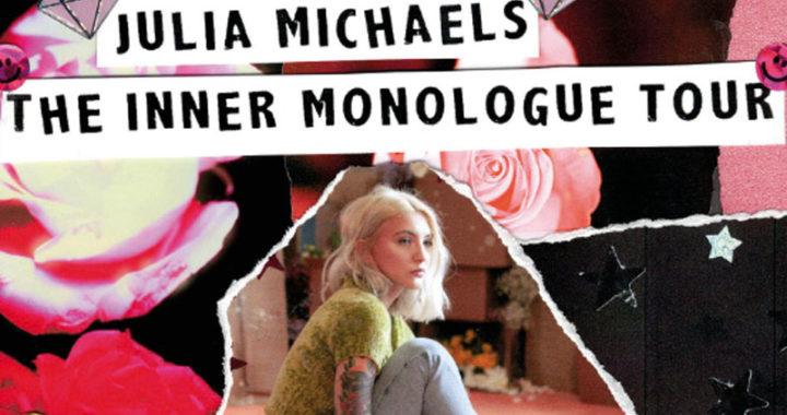 Julia Michaels Announces U.K. Shows For September 2019