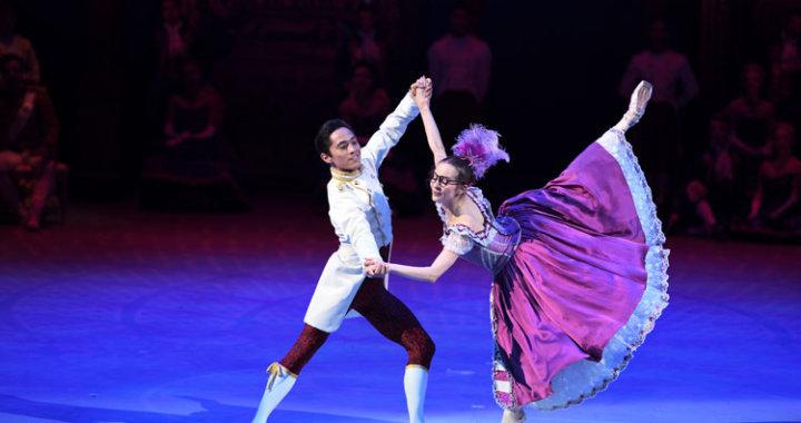 English National Ballet presents Christopher Wheeldon's Cinderela
