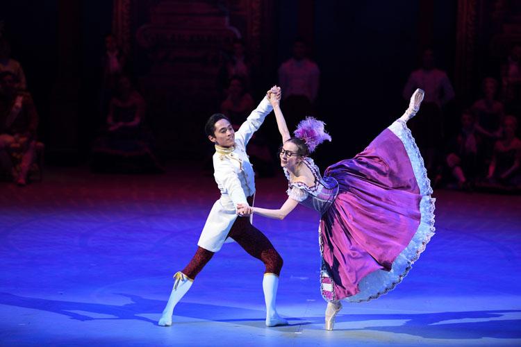 English National Ballet, Theatre, Ballet, Dance, Tour, TotalNtertainment