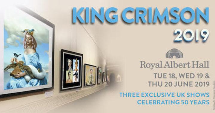 King Crimson celebrate their 50th Anniversary