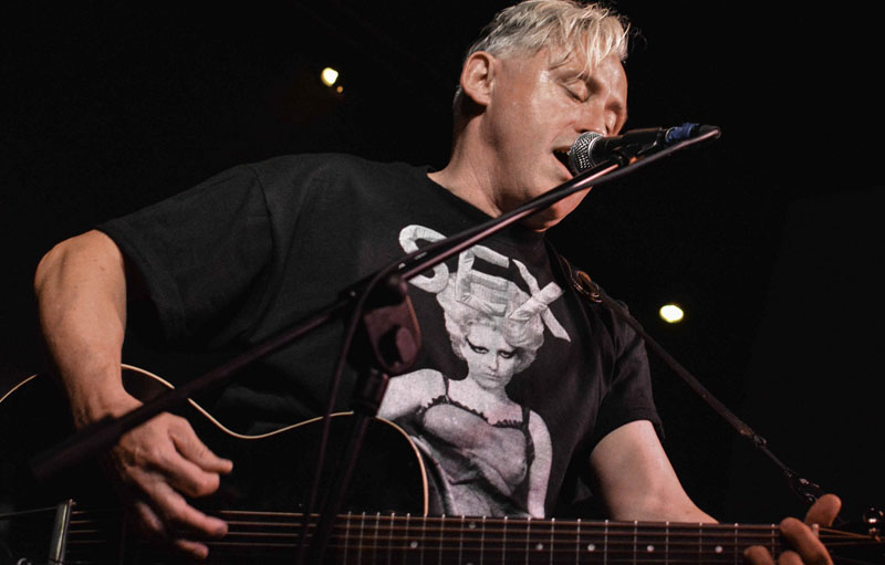Kirk Brandon, Tour, Theatre of Hate, Spear of Destiny, The Pack, TotalNtertainment