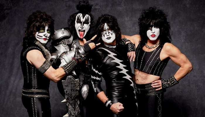 Kiss announce 'End of The Road' world tour 2019