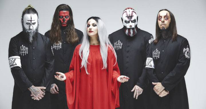 Lacuna Coil release new single and video