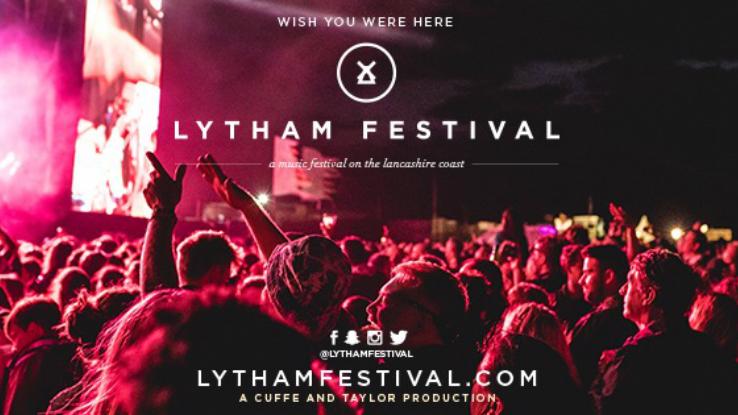 Demand soars for Lytham Festival