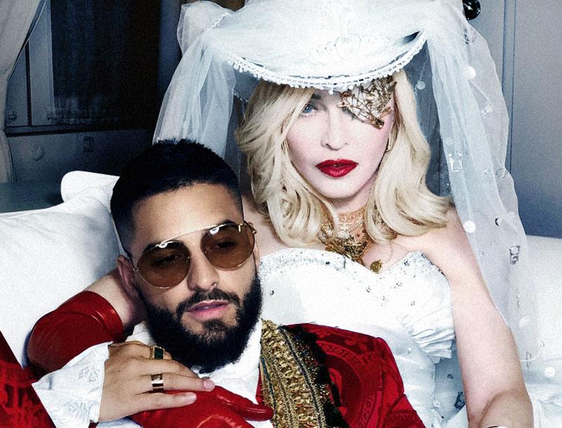 Madonna, TotalNtertainment, New Single, Music