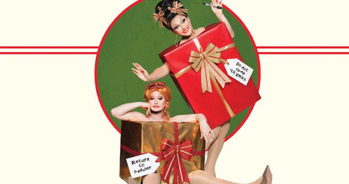 BenDeLaCreme and Jinkx Monsoon:  'All I Want For Christmas is Attention'