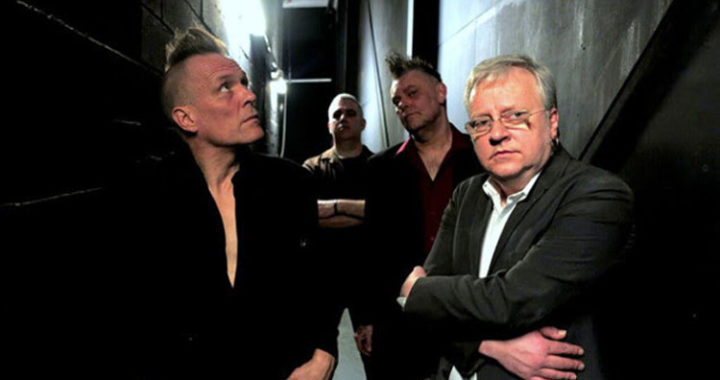 Membranes – o2 Ritz album launch party with special guests