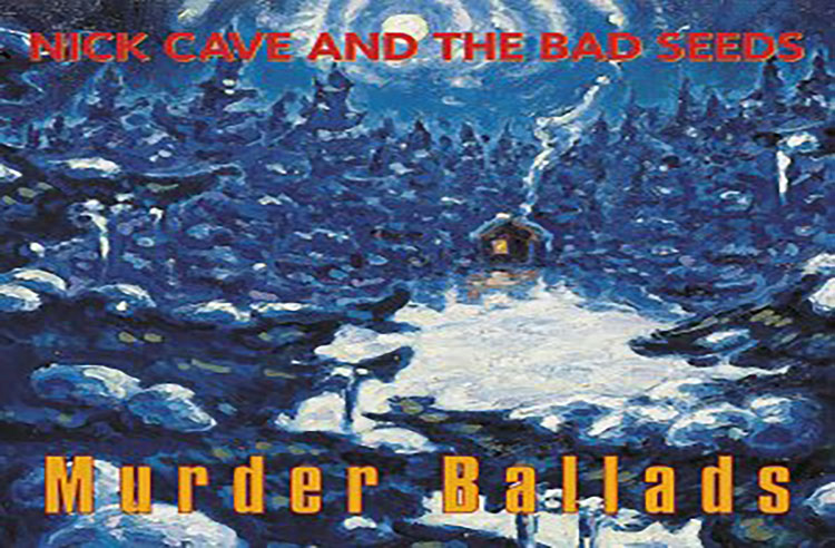 Nick Cave, Musical, Theatre, TotalNtertainment, Murder Ballards