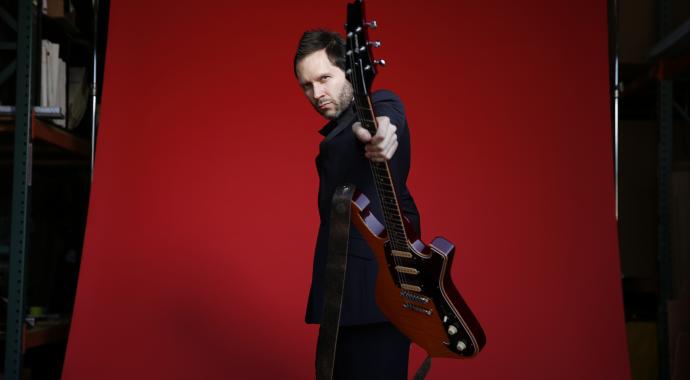 Paul Gilbert announces 'Behold Electric Guitar Tour'
