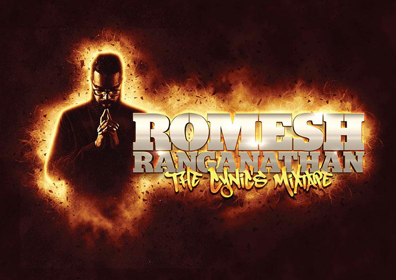 Romesh Ranganathan, Comedy, Tour, TotalNtertainment, York