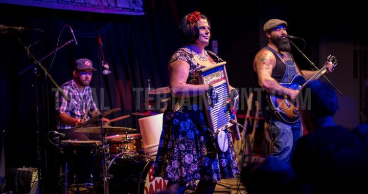 Reverend Peyton's Big Damn Band warm up dull Manchester evening