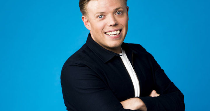 Rob Beckett is taking 'Wallop' on tour across the UK