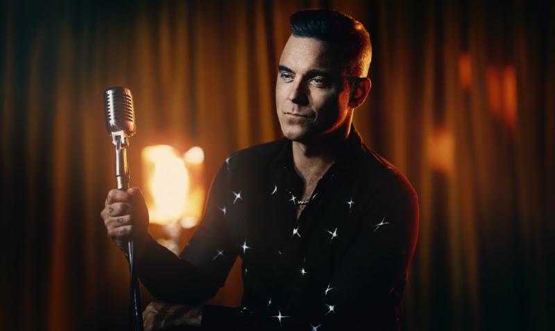 Robbie releases teaser video for Las vegas residency