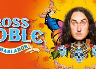 Ross Noble, Tour, Comedy, TotalNtertainment, York