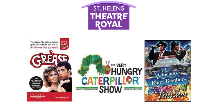 St Helens Theatre Royal have a stellar line up in May