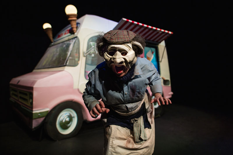 Seaside Terror, Manchester, TotalNtertainment, Puppets, Theatre