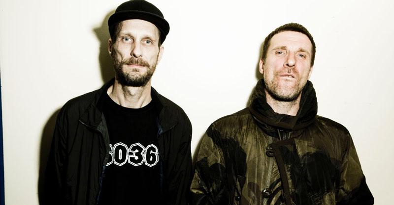 SLEAFORD MODS announce their 2019 ETON ALIVE tour